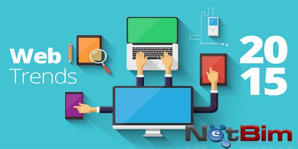 2015 Web Tasarım Trendleri
